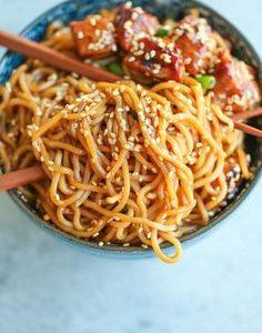 Noodles Bowls